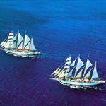 Romance under sail