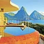 Jade Mountain - one of the Sanctuaries