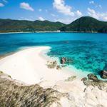 Okinawa islands and beaches