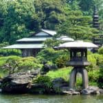 Stay in traditional inns with hot springs in Japan