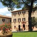 The charming Borgo San Felice