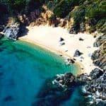 Valinco beach