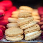 Indulge in macarons