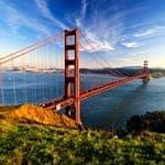 California and Beyond Golden Gate Bridge