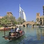 Dubai Boat Madinat
