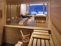 Kulm Hotel St Moritz - Private Spa Suite
