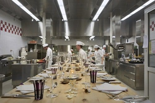 Kulm Hotel St. Moritz - Chef's Table