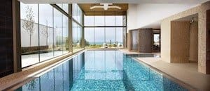 Spa - indoor pool (no talent)