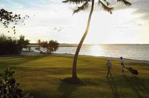 Golf at the Shangri La Villingili