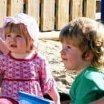 Baby-friendly Sands Resort