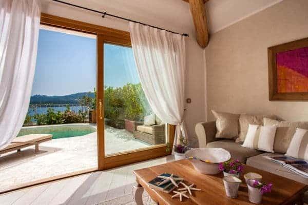 Luxury Suite Relais Villa Del Golfo