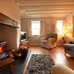 Rent a cosy cottage with Sheepskin