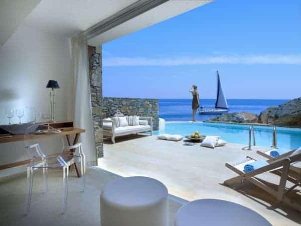 Hotel Mit Eigenem Whirlpool Auf Terrabe Mallorca
