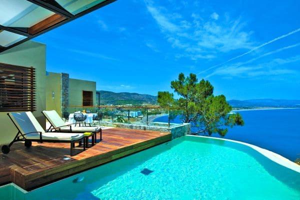 Lindos Blu, Rhodes