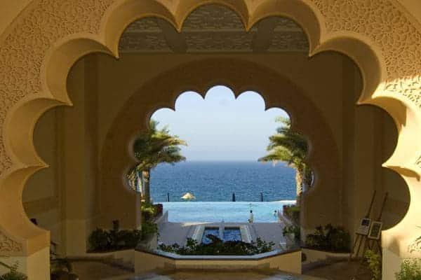 Shangri La Al Husn, Muscat
