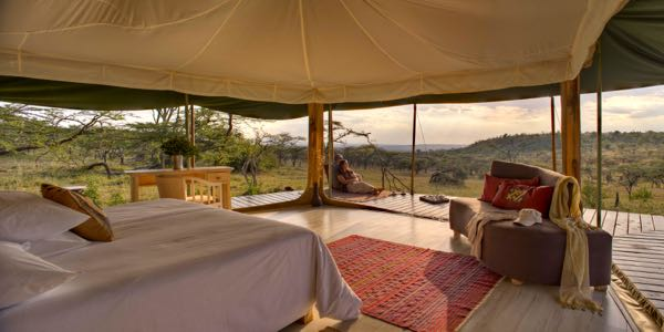 Rainbow Tours - Kicheche Valley Camp, Kenya