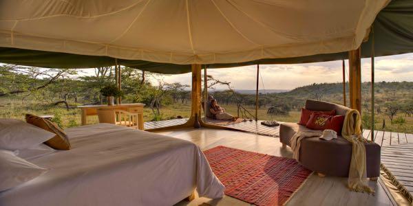 Rainbow Tours - Kicheche Valley Camp, Kenya