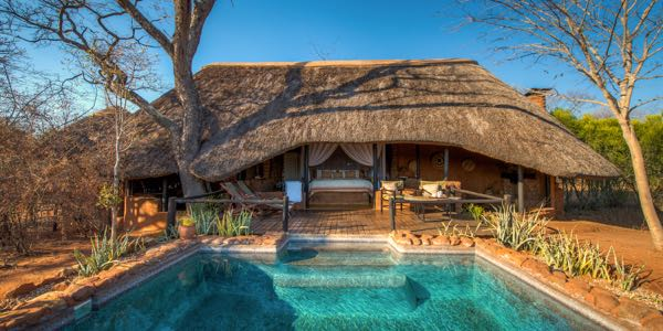 Stanley Safari Lodge - Honeymoon Suite