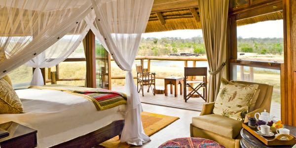 Virgin Limited Edition - Ulusaba Treehouse bedroom-2