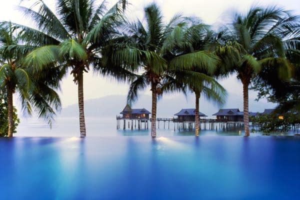Dreamy honeymoons - Pangkor Laut