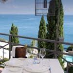 Romantic restaurants on the coast