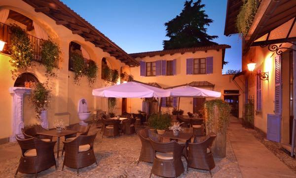 Villa Beccaris, Piedmont