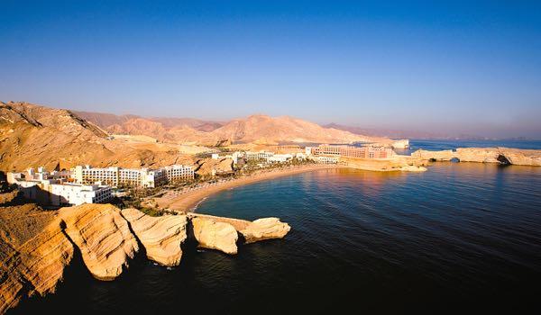 Shangri-La Barr al Jissah