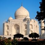 February honeymoon in India
