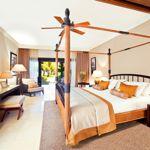 Indian Ocean honeymoon suite