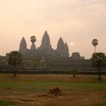 Cambodia in February
