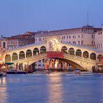 Venice honeymoon in March